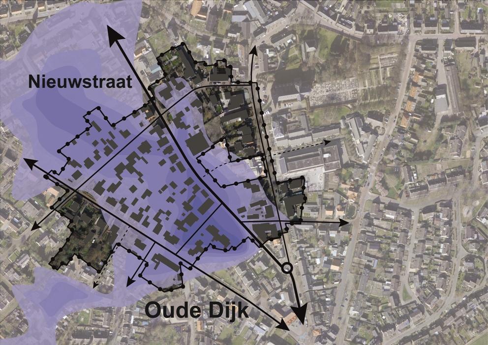 Pilotgebied afkoppelproject Liempde