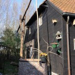 De waterput aan de Pastoor Dobbeleijstraat 2 - Foto: Ruud van Nooijen